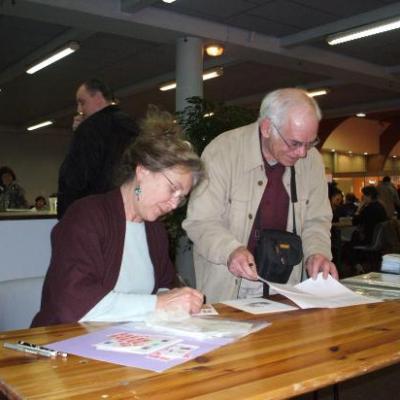 Salon CNEP Macon 27/28 mars 2009