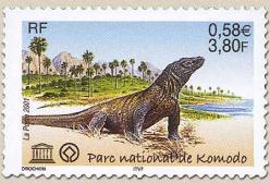 01 125 11 12 2001 parc national du komodo