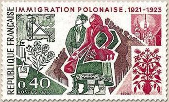 01 1740 03 02 1973 immigration polonaise