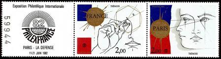01 2142 23 05 1981 la france et paris