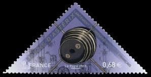 01 26 11 2013 5013 lancement du premier satellite francais 1