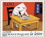 01 3060 10 05 1997 voyage d une lettre