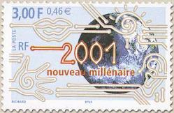 01 3357 14 10 2000 2001 nouveau millenaire
