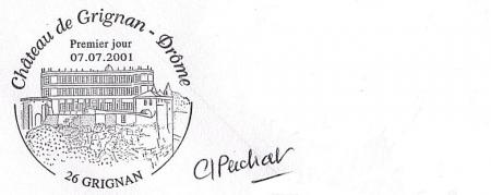 01 3415 2001 chateau de grignan