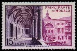 01 384 26 04 1952 palais de monaco