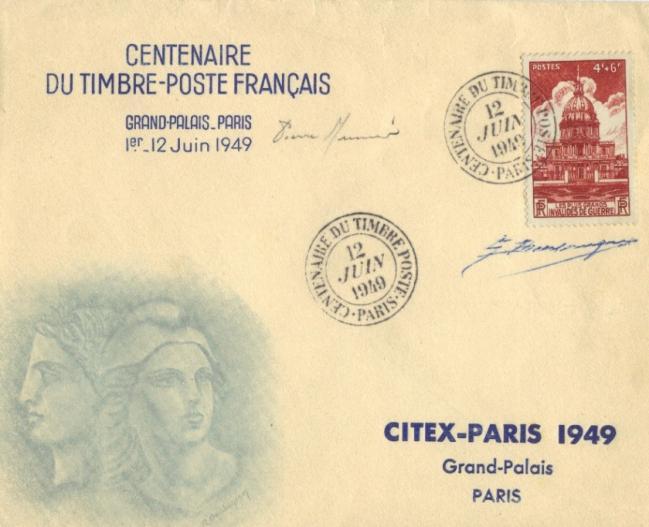 02 751 11 03 1946 centenaire du timbre