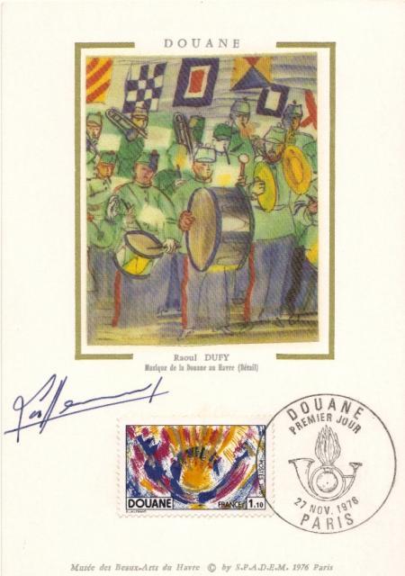 03 1912 27 11 1976 douane
