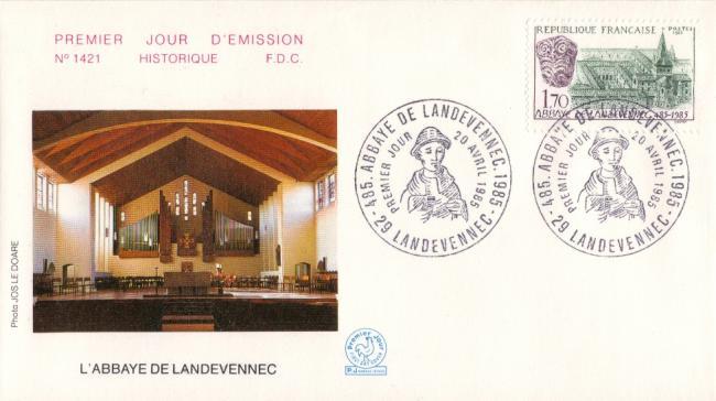 03 2349 20 04 1985 abbaye de landevennec