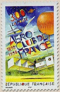03 3172 12 06 1998 aero club de france 1898 1999