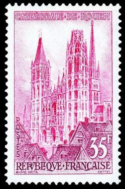 04 1129 19 10 1957 cathedrale de rouen