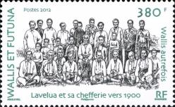 04 21 06 2012 lavelua et sa chefferie vers 1900