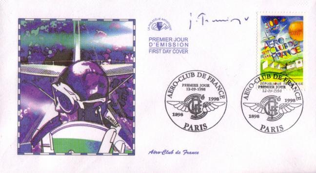 04 3172 12 06 1998 aero club de france 1898 1998
