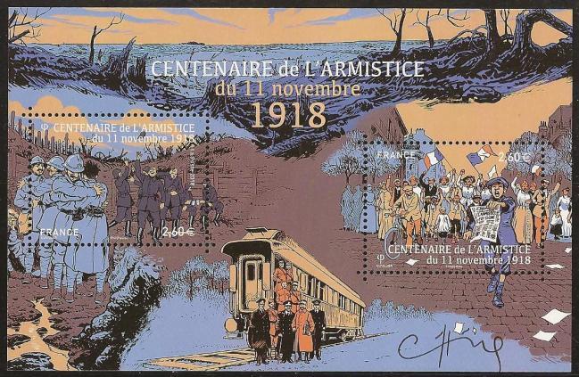 05 11 11 2018 centenaire de l armistice du 11 novembre 1918