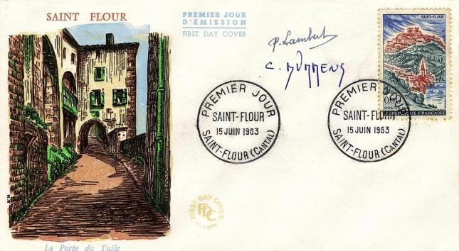 05 1392 15 06 1963 saint flour