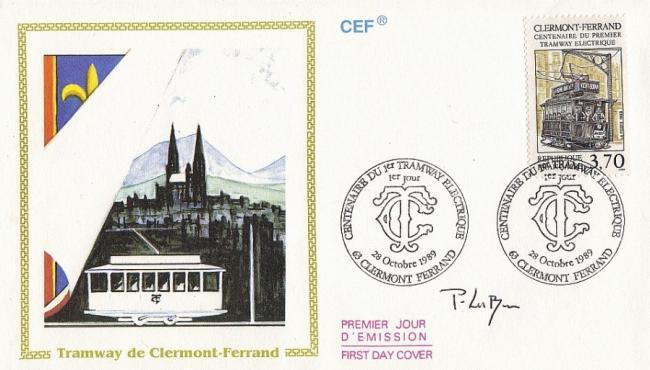 05 2608 28 10 1989 centenaire du 1er tramway electrique