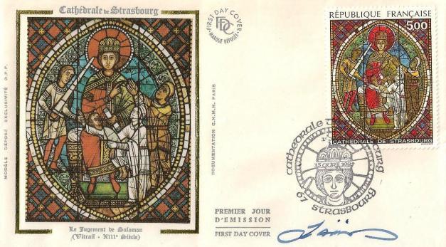 05bis 2363 13 04 1985 cathedrale de strasbourg
