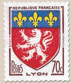 06 1181 1958 blason lyon