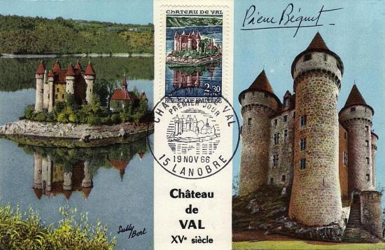 06 1506 19 11 1966 chateau de val