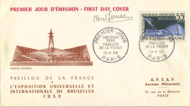 07 1156 12 04 1958 pavillon de la franc