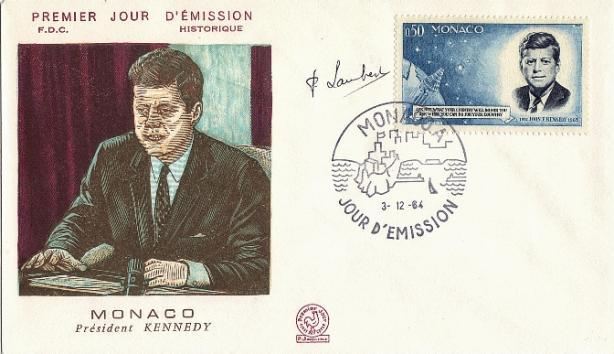 07 658 03 12 1964 kennedy