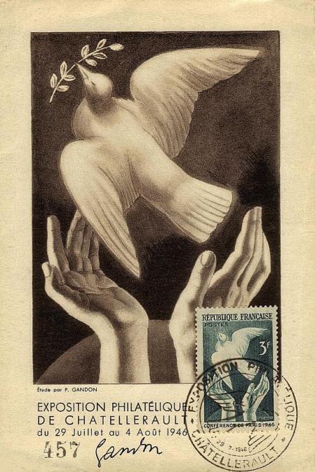 07 761 27 07 1946 conference de la paix 1
