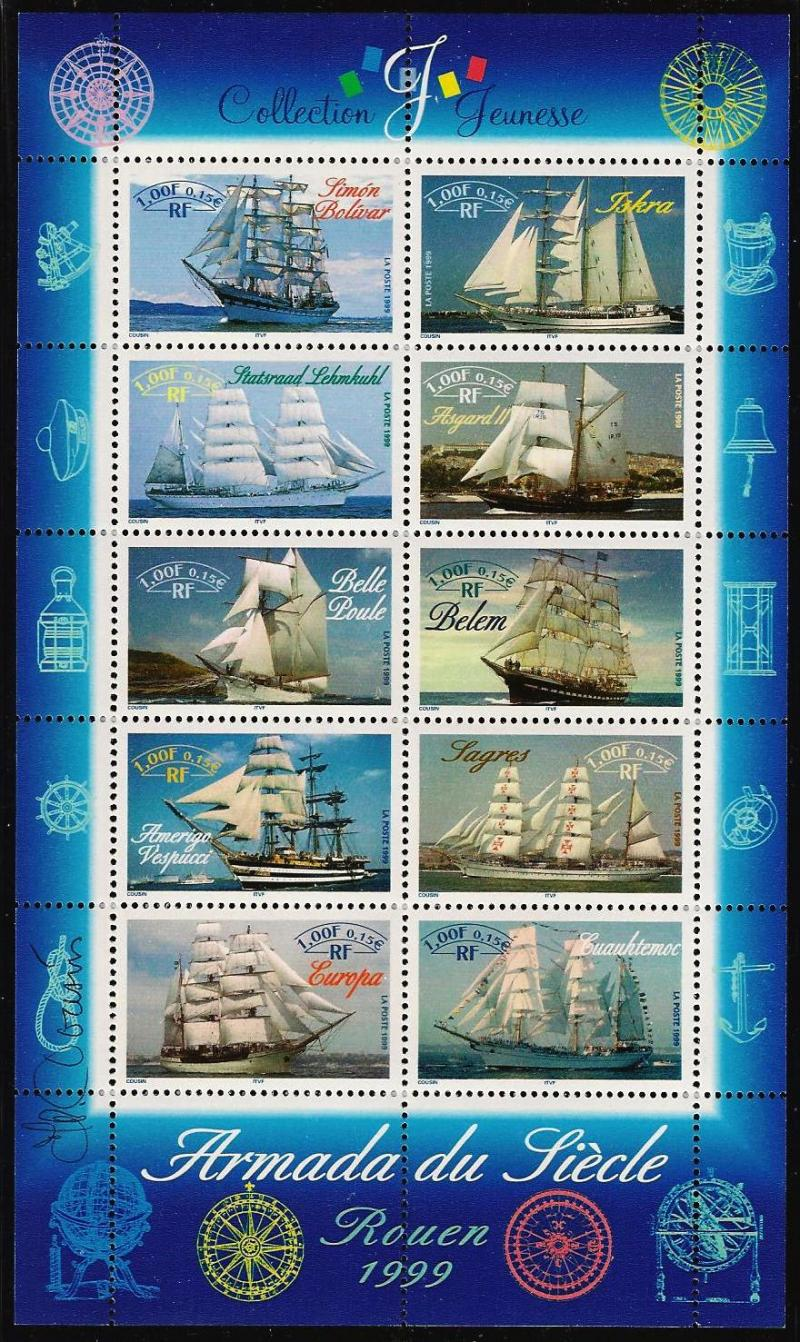 07 bf25 10 07 1999 armada du siecle 1