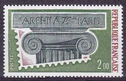 08 1831 22 03 1975 arphila 75