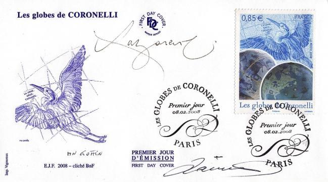 08 4144 08 02 2008 globe de coronelli