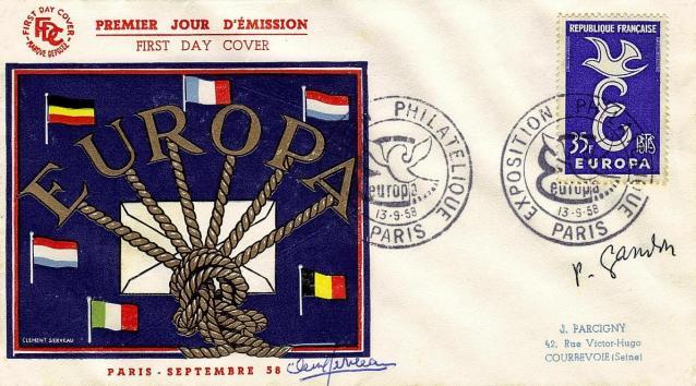 09 1174 13 09 1958 europa
