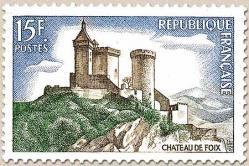 09 1175 11 10 1958 chateau de foix
