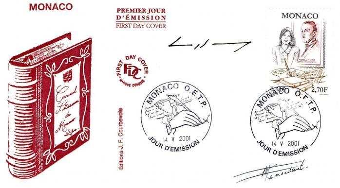 09 2300 14 05 2001 prix litteraire du prince rainier iii