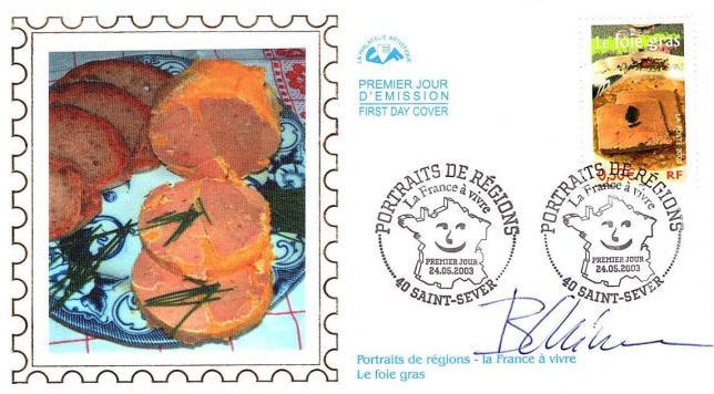 10 3563 24 05 2003 foie gras