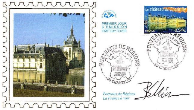10 4018 24 02 2008 le chateau de chantilly