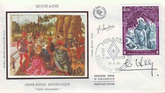 100 1005 13 05 1975 croix rouge monegasque st bernard de sienne