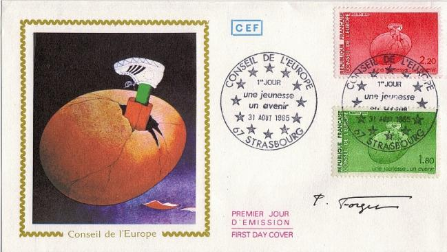 104 85 86 31 08 1985 conseil de l europe