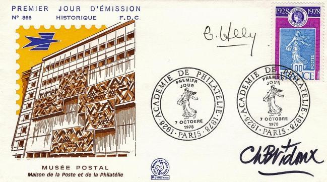 105 07 10 2017 1978 academie de philatelie