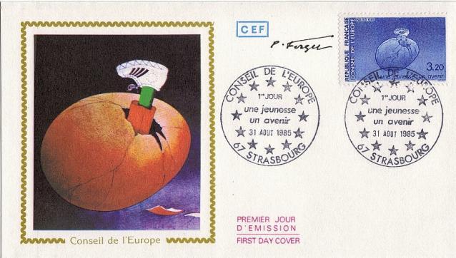 105 87 31 08 1985 conseil de l europe