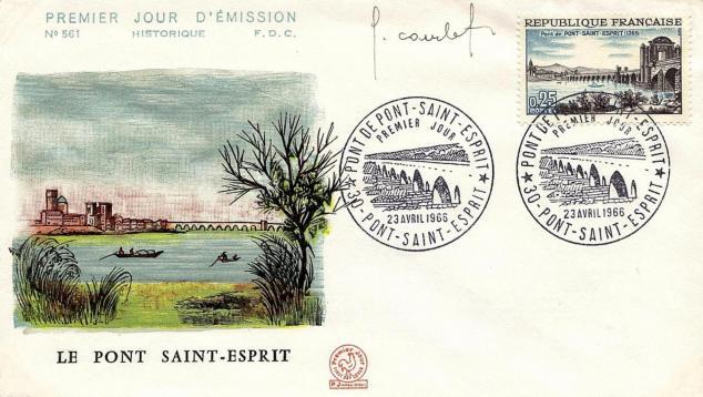 109 1481 1966 pont saint esprit 1
