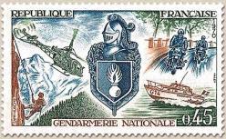 11 1622 31 01 1970 gendarmerie nationale