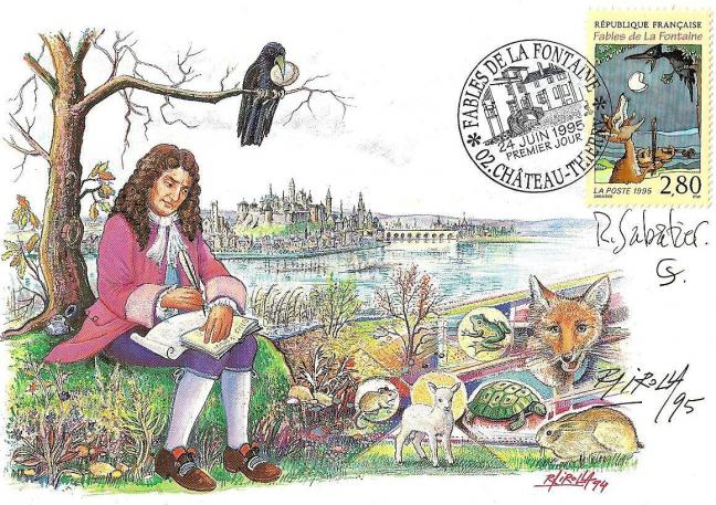 11 2961 24 06 1995 le corbeau et le renard 1
