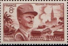 11 942 15 06 1953 general leclerc marechal de france 1