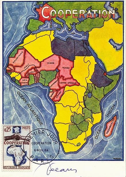112 1432 06 11 1964 cooperation avec l afrique et madagascar