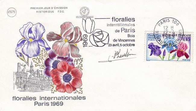 113 1597 12 04 1969 floralies de paris