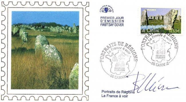 12 3819 17 09 2005 les megalithes de carnac