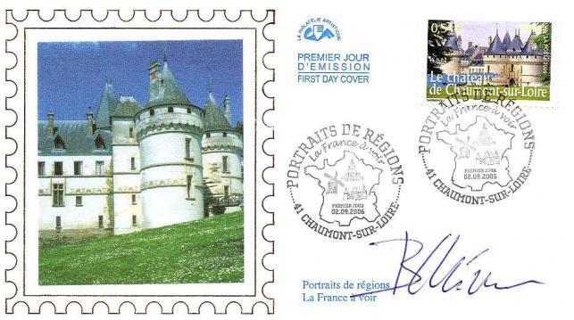 12 3947 02 09 2006 le chateau de chaumont sur loire