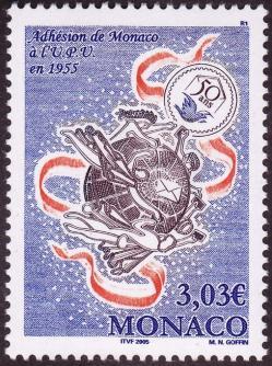 121 2498 04 07 2005 union postale universelle