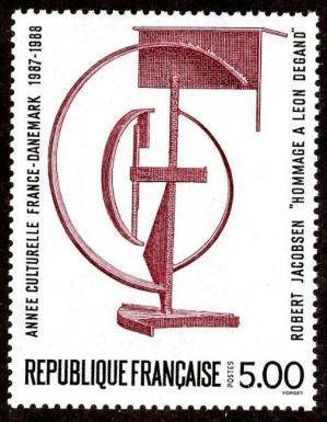 124 2551 22 09 1988 france danemark 1