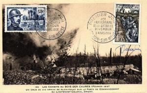 13 1052 1053 03 03 1956 40eme anniversaire de la bataille de verdun 2