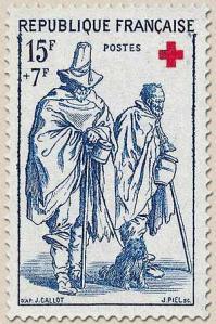 13 1140 07 12 1957 croix rouge