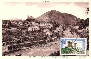 13 1175 11 10 1958 chateau de foix1